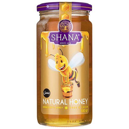 عسل شانا مقدار 600 گرم