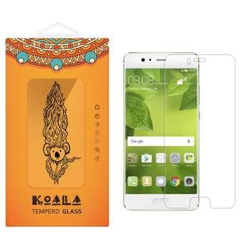 محافظ صفحه نمایش شیشه ای کوالا مدل Tempered مناسب برای گوشی موبایل هوآوی P10