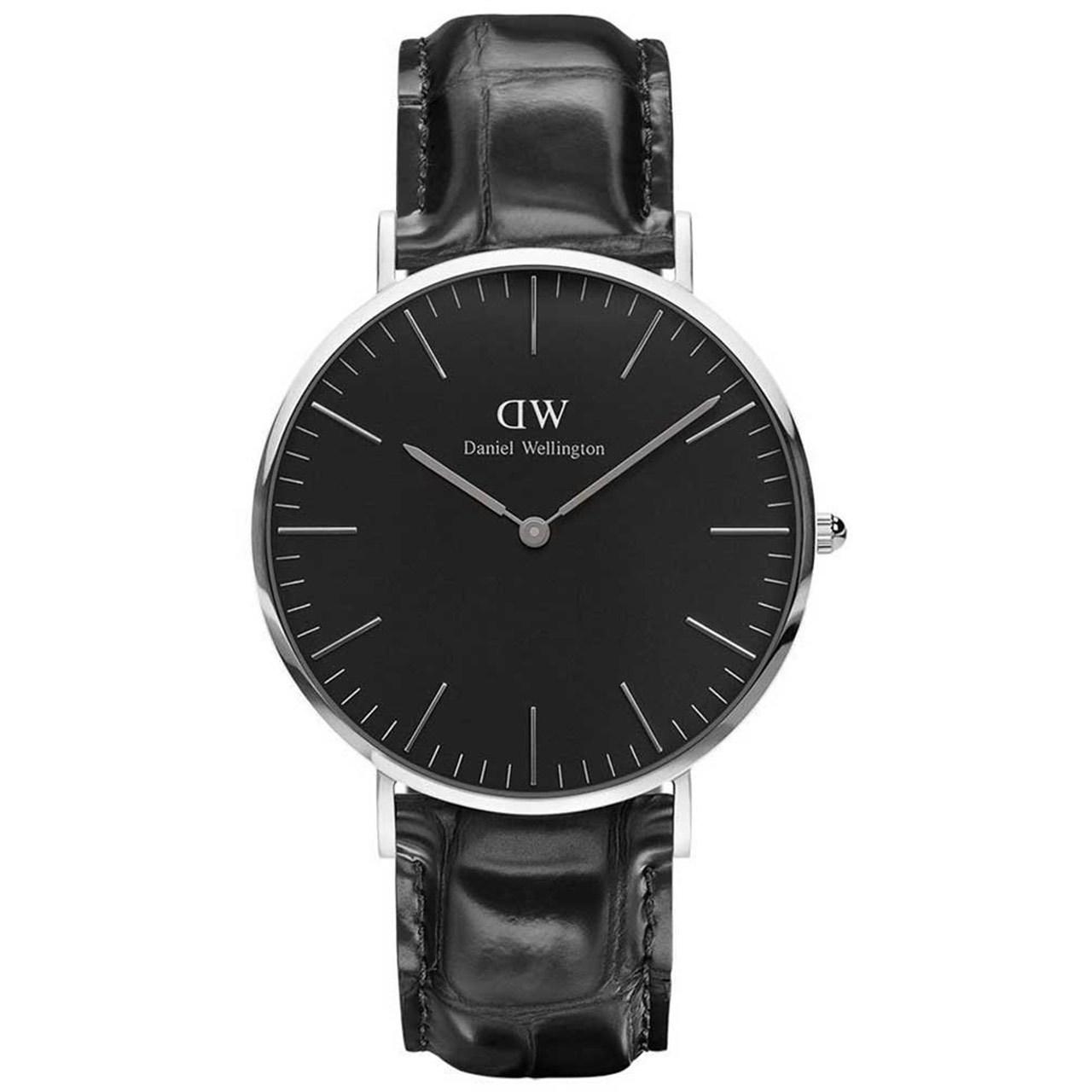 ساعت مچی عقربه ای مردانه دنیل ولینگتون مدل DW00100135              خرید (⭐️⭐️⭐️)