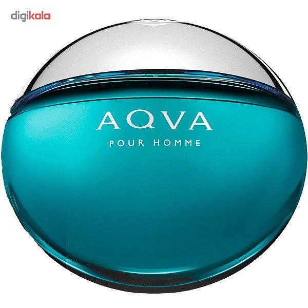 ادو تویلت مردانه بولگاری مدل Aqva Pour Homme حجم 100 میلی لیتر main 1 1
