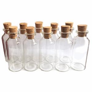 بطری شیشه ایران کرک مدل ویال بسته 12 عددی