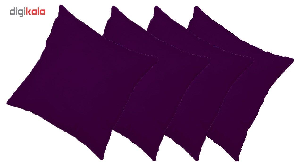 کوسن هارمونی مدل Plain بسته 4 عددی main 1 9