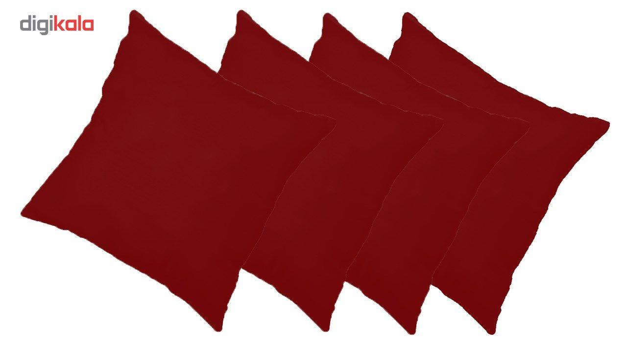 کوسن هارمونی مدل Plain بسته 4 عددی main 1 10