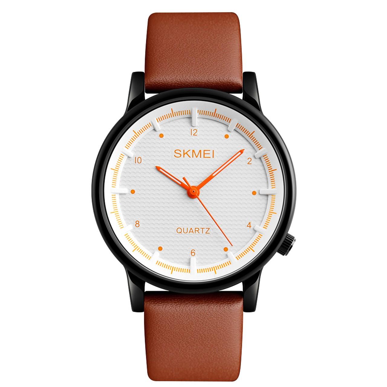 ساعت مچی عقربه ای مردانه اسکمی مدل 1210 کد 01