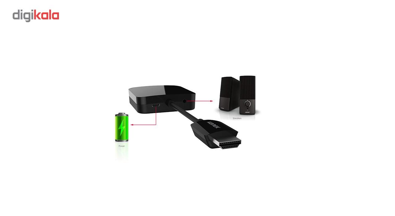 مبدل HDMI به DIGITAL AUDIO کنکس مدل K172-1073-BK7I main 1 5