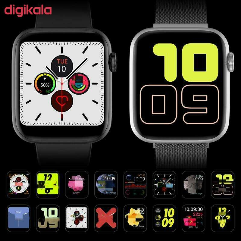 ساعت هوشمند مدل W5  main 1 15