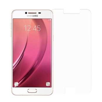 محافظ صفحه نمایش مدل Glass C5 مناسب برای گوشی موبایل سامسونگ C5