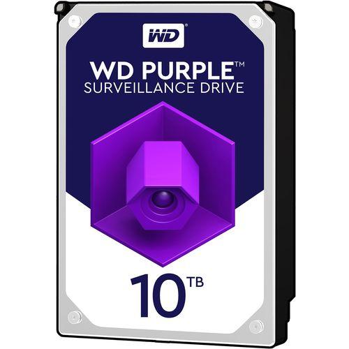 هارددیسک اینترنال وسترن دیجیتال مدل Purple WD100PURZ ظرفیت 10 ترابایت