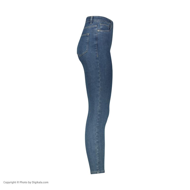 شلوار جین زنانه ال سی وایکیکی مدل 0SF329Z8-507-MIDRODEO