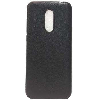 کاور طرح چرم مدل Protective Case مناسب برای گوشی شیائومی Redmi 5Plus