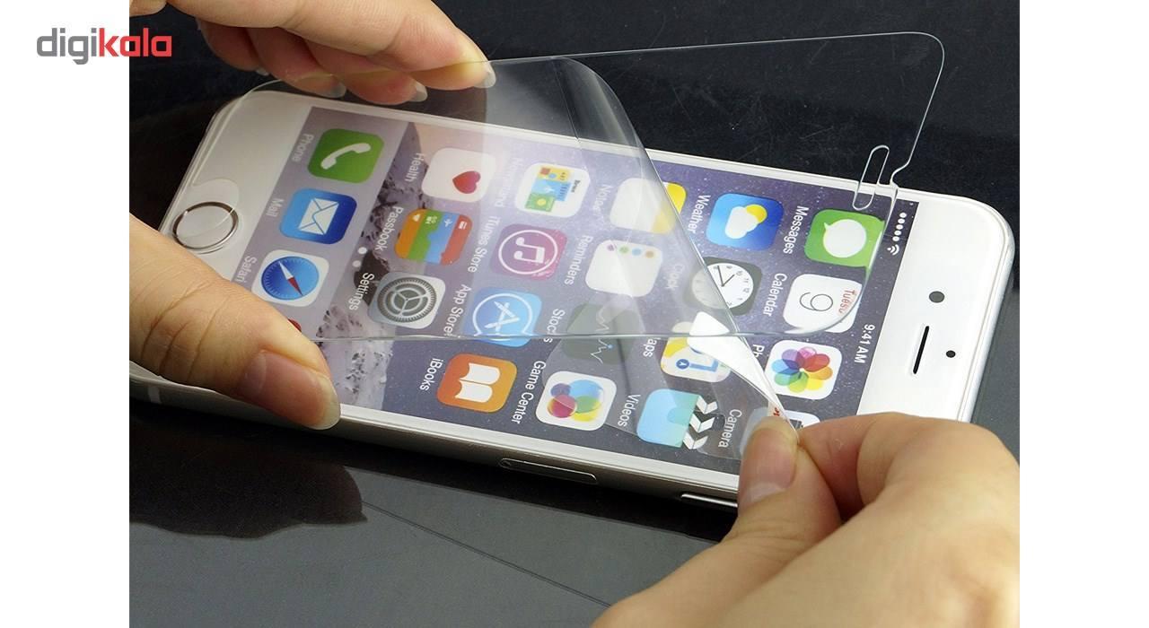 محافظ صفحه نمایش  تمام چسب شیشه ای پیکسی مدل Clear  مناسب برای گوشی اپل آیفون 6/6s main 1 12