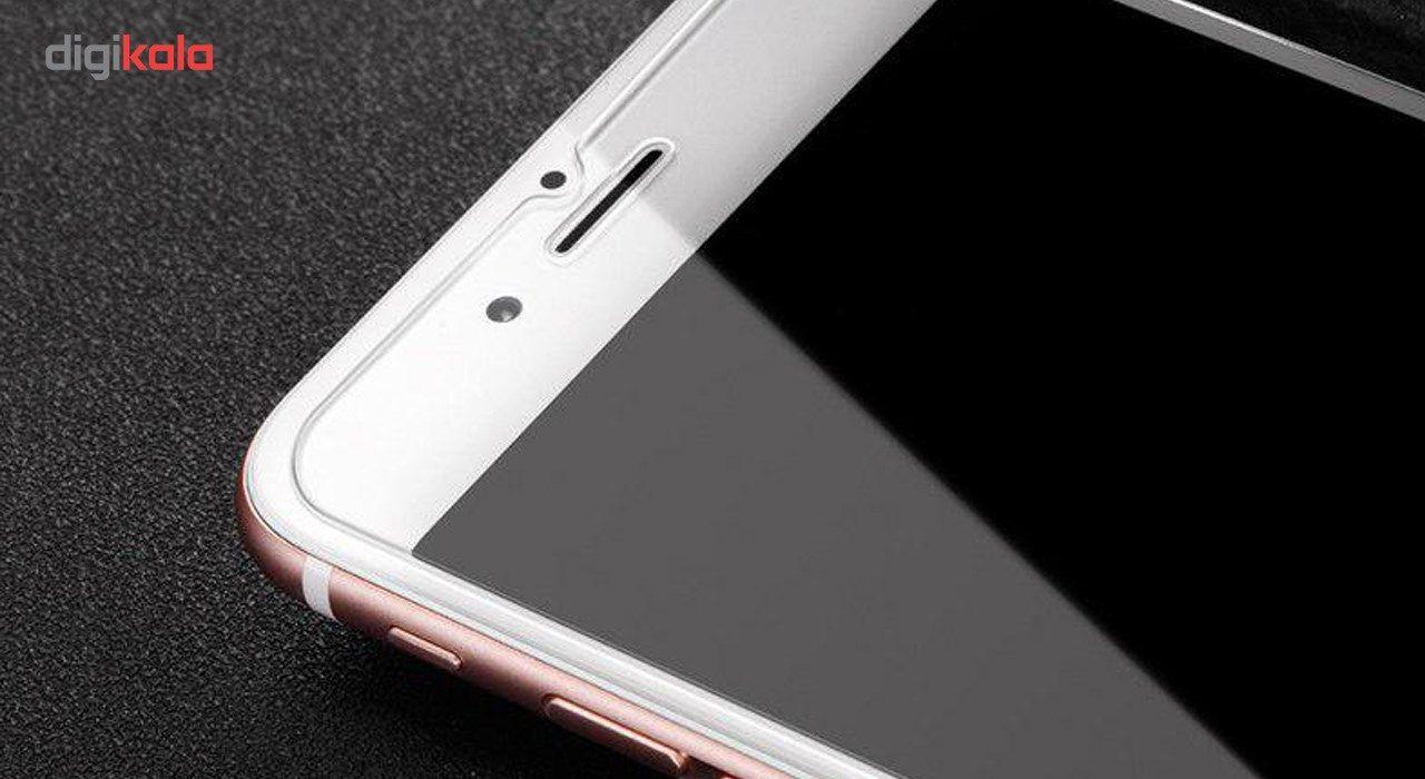 محافظ صفحه نمایش  تمام چسب شیشه ای پیکسی مدل Clear  مناسب برای گوشی اپل آیفون 6/6s main 1 14