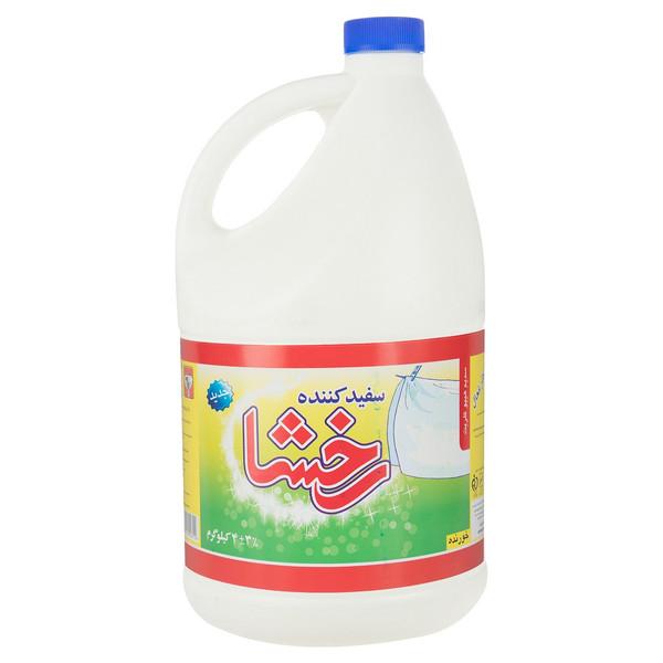 مایع سفید کننده رخشا مقدار 4 کیلو گرم