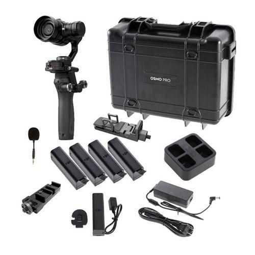 مجموعه دوربین فیلم برداری دی جی آی مدل Osmo Pro Combo