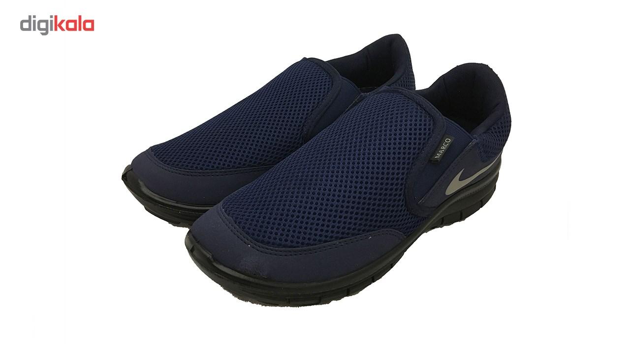 کفش مخصوص پیاده روی مردانه فسطاط مدل 1001