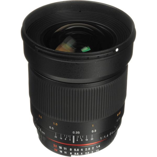 لنز سامیانگ 24mm f/1.4 ED AS UMC NIKON AE
