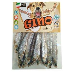غذای تشویقی سگ جینو مدل Black sea sprat کد 120 وزن 50 گرم