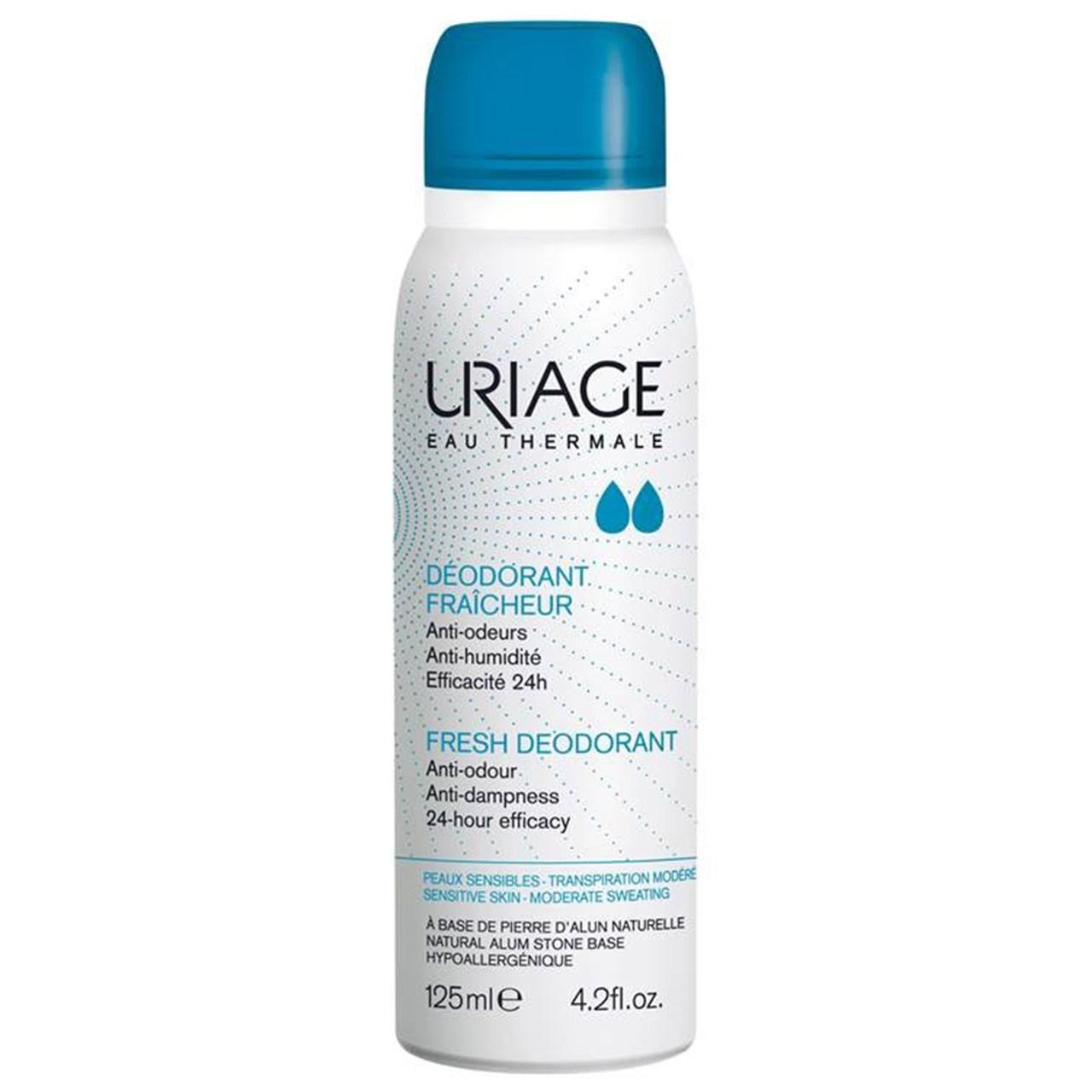 قیمت اسپری ضد تعریق اوریاژ مدل Fresh Deodorant حجم 125 میلی لیتر