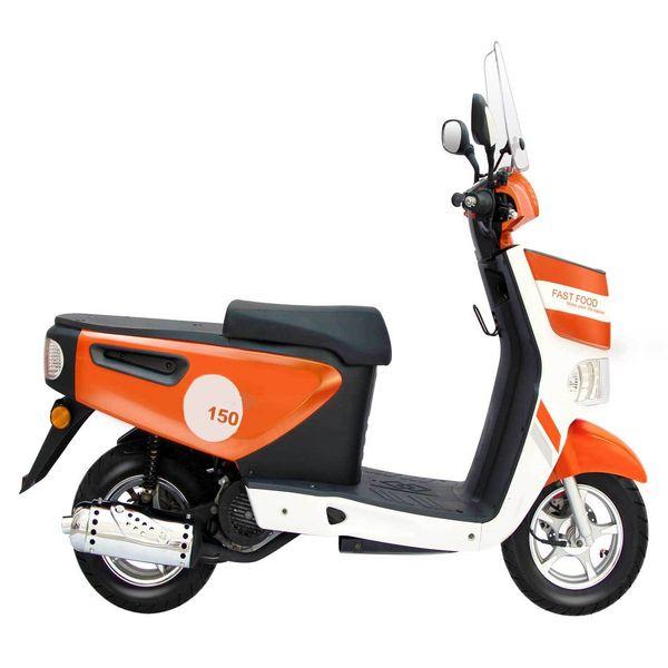 موتورسیکلت جهانرو مدل JS 150cc سال 1396 بدون باکس