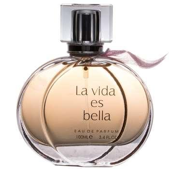 ادو پرفیوم زنانه فراگرنس ورد مد�� La Vida Es Bella حجم 100 میلی لیتر