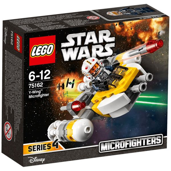 لگو سری Star Wars مدل Y-Wing Microfighter 75162