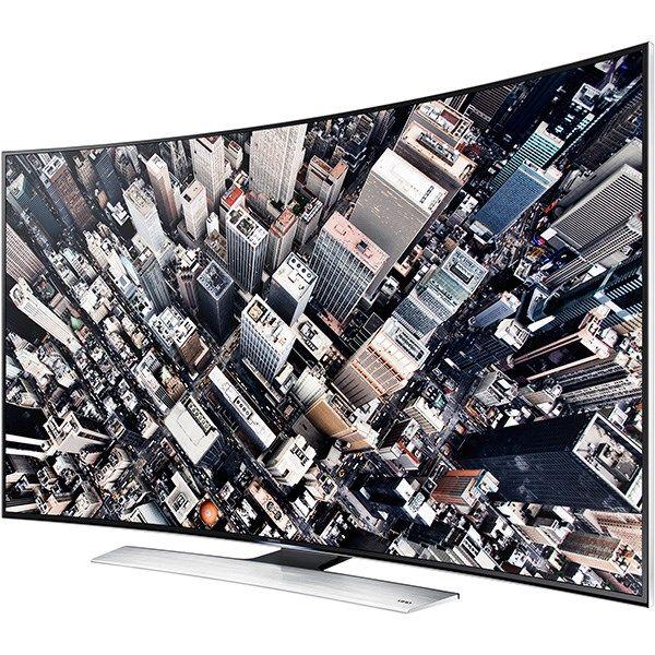 تلویزیون ال ای دی هوشمند خمیده سامسونگ مدل 55HUC9990 سایز 55 اینچ