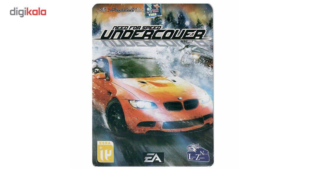 بازی Need For Speed Undercouer مخصوص PS2 main 1 1