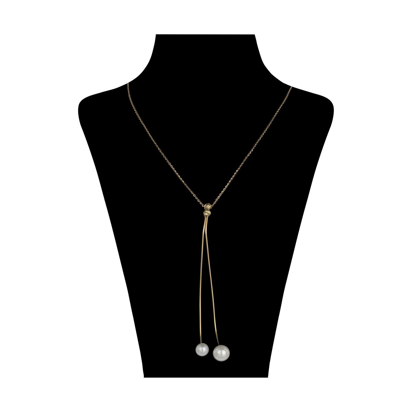 گردنبند طلا 18 عیار زنانه سیودو مدل 145582 -  - 2