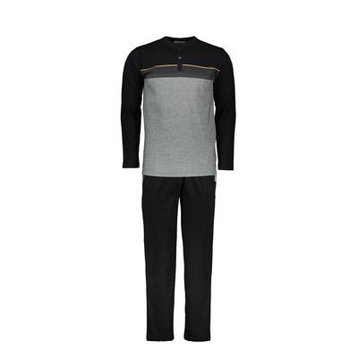تصویر تی شرت و شلوار مردانه  پی جامه مدل 5560