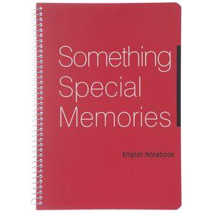 دفتر زبان آوای تحریر مدل Something Special Memories