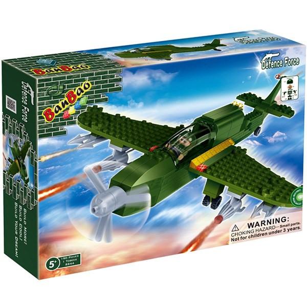 مدلسازی بن بائو مدل هواپیمای نظامی کد 8244