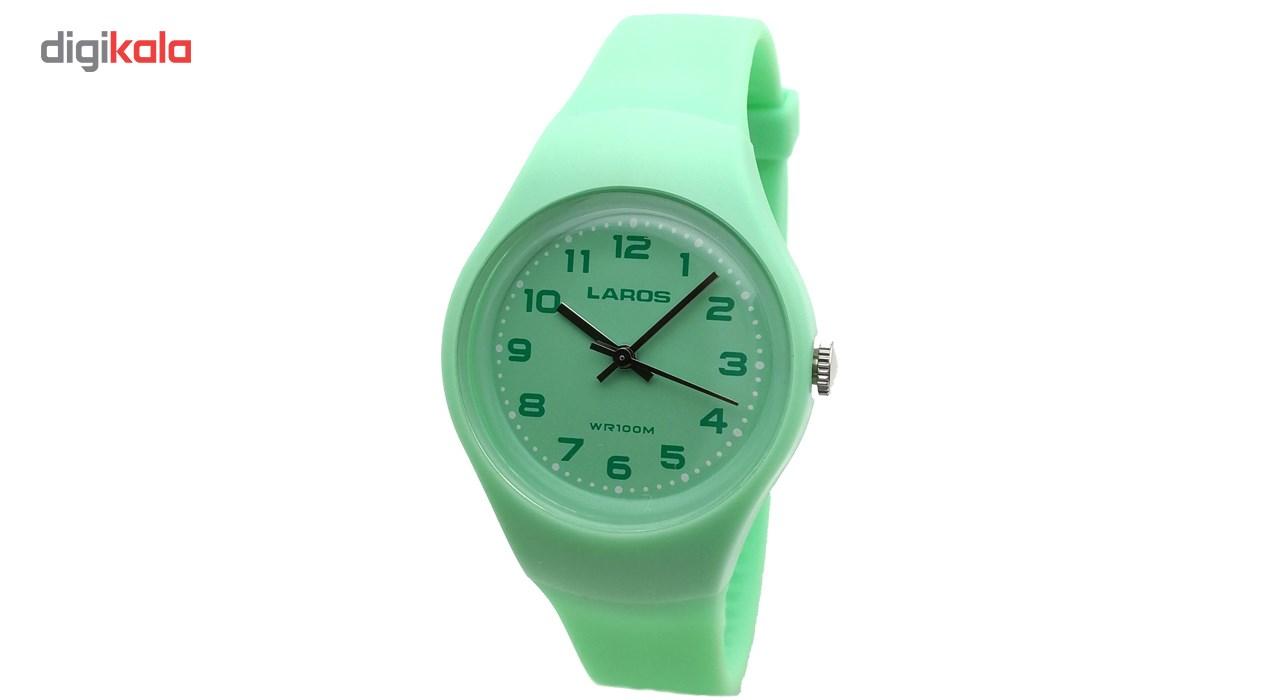 ساعت  لاروس مدل LC-A300-GreenBlue