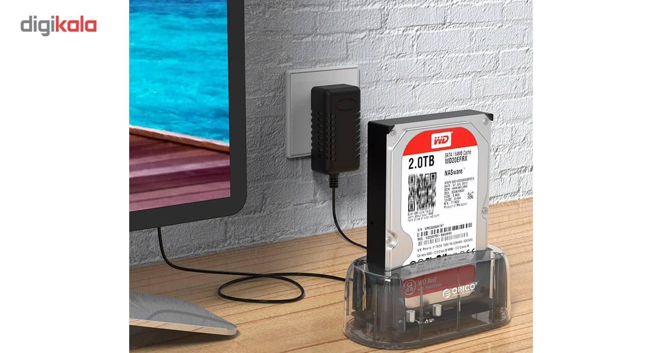 داک هارد دیسک اوریکو مدل 6139U3 main 1 5