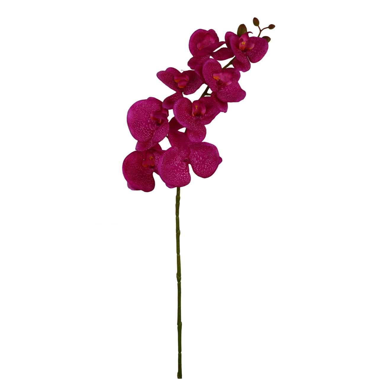 گل مصنوعی هومز طرح ارکیده مدل 70023