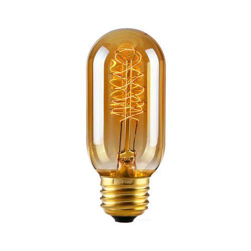 لامپ فیلامنتی انگاره مدل T45 پیچی پایه E27