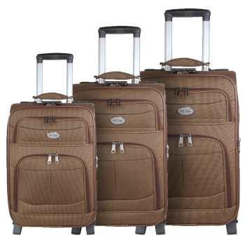 مجموعه سه عددی چمدان مدل  14-7355.3