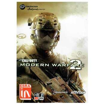 بازی Call of Duty Modern Warfare 2 مخصوص PC