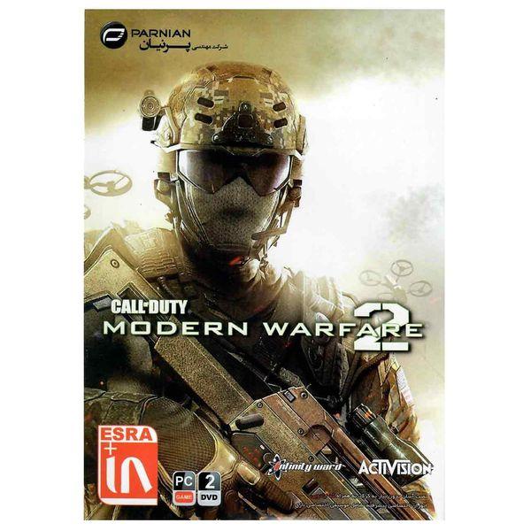 بازی Call of Duty Modern Warfare 2 مخصوص PC