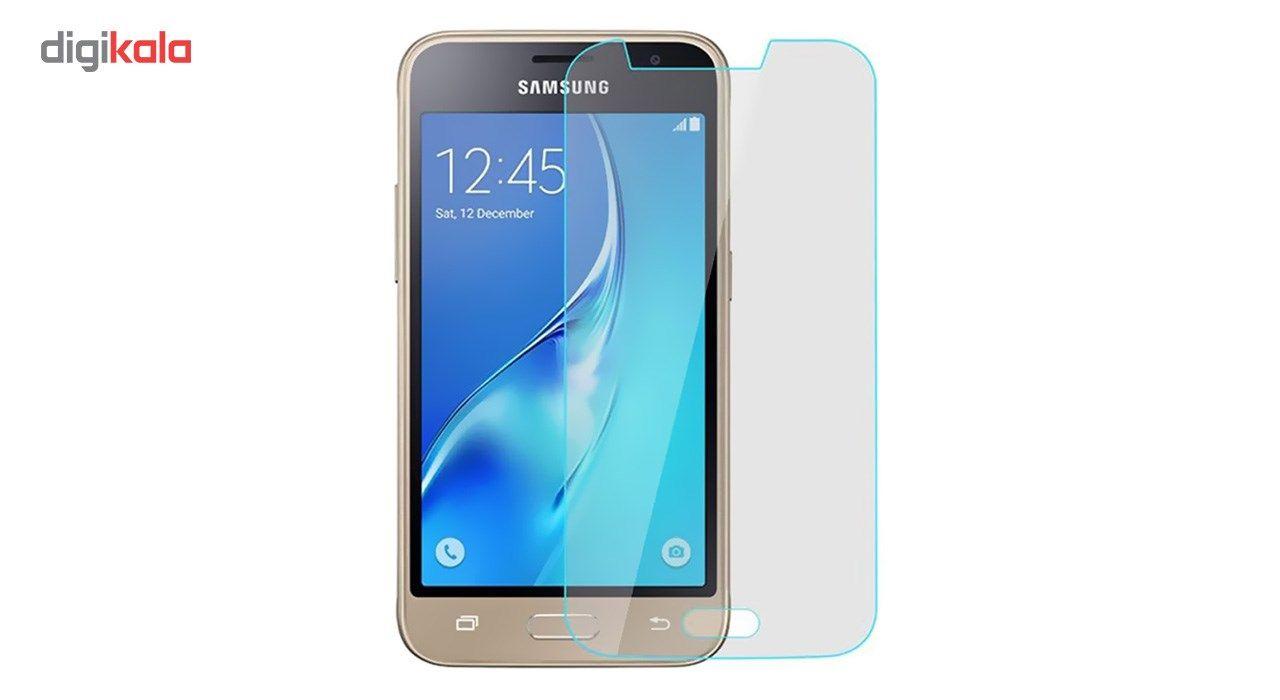 محافظ صفحه نمایش شیشه ای کوالا مدل Tempered مناسب برای گوشی موبایل سامسونگ Galaxy J1 Mini Prime main 1 2