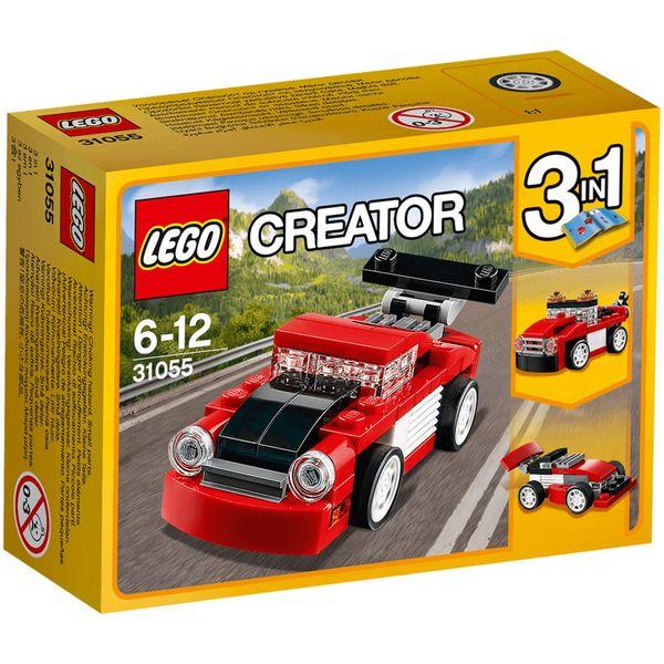 لگو سری Creator مدل Red Racer 31055