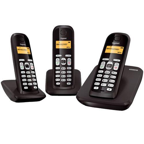 تلفن بی سیم گیگاست مدل AS300A Trio