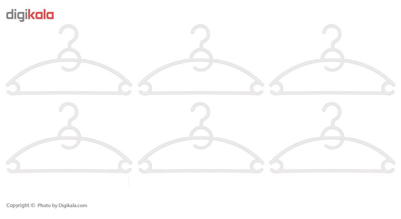 جالباسی زیباسازان مدل سارک بسته 6 عددی main 1 1