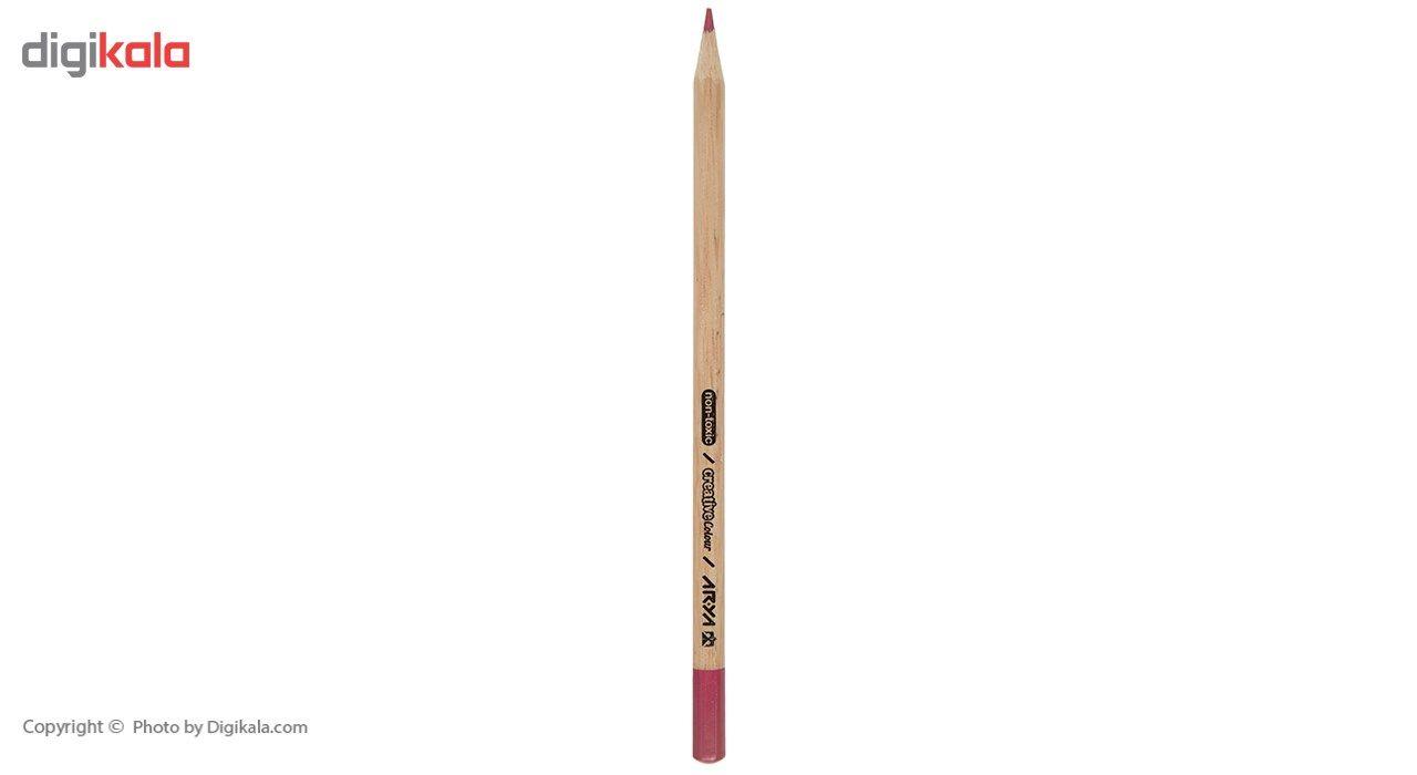 مداد رنگی 36 رنگ آریا مدل 3023 main 1 4