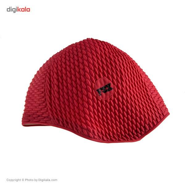 کلاه شنای فاکس مدل Composite main 1 4