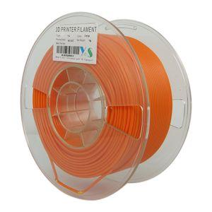 فیلامنت پرینتر سه بعدی PLA  یوسو  نارنجی 3.0  میلیمتر  1 کیلو