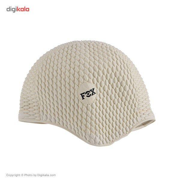کلاه شنای فاکس مدل Composite main 1 6