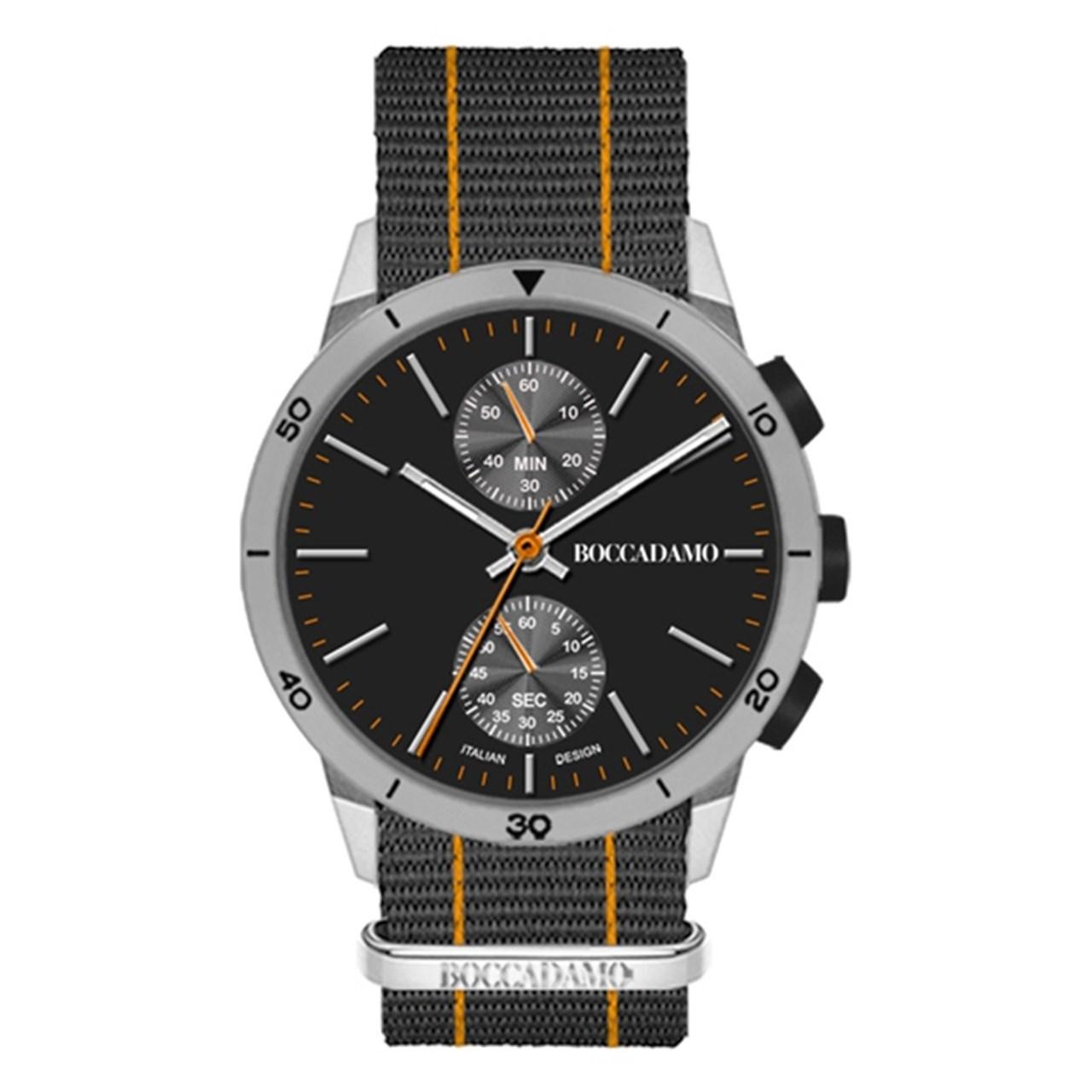 ساعت مچی عقربه ای مردانه بوکادامو مدل RGNV012