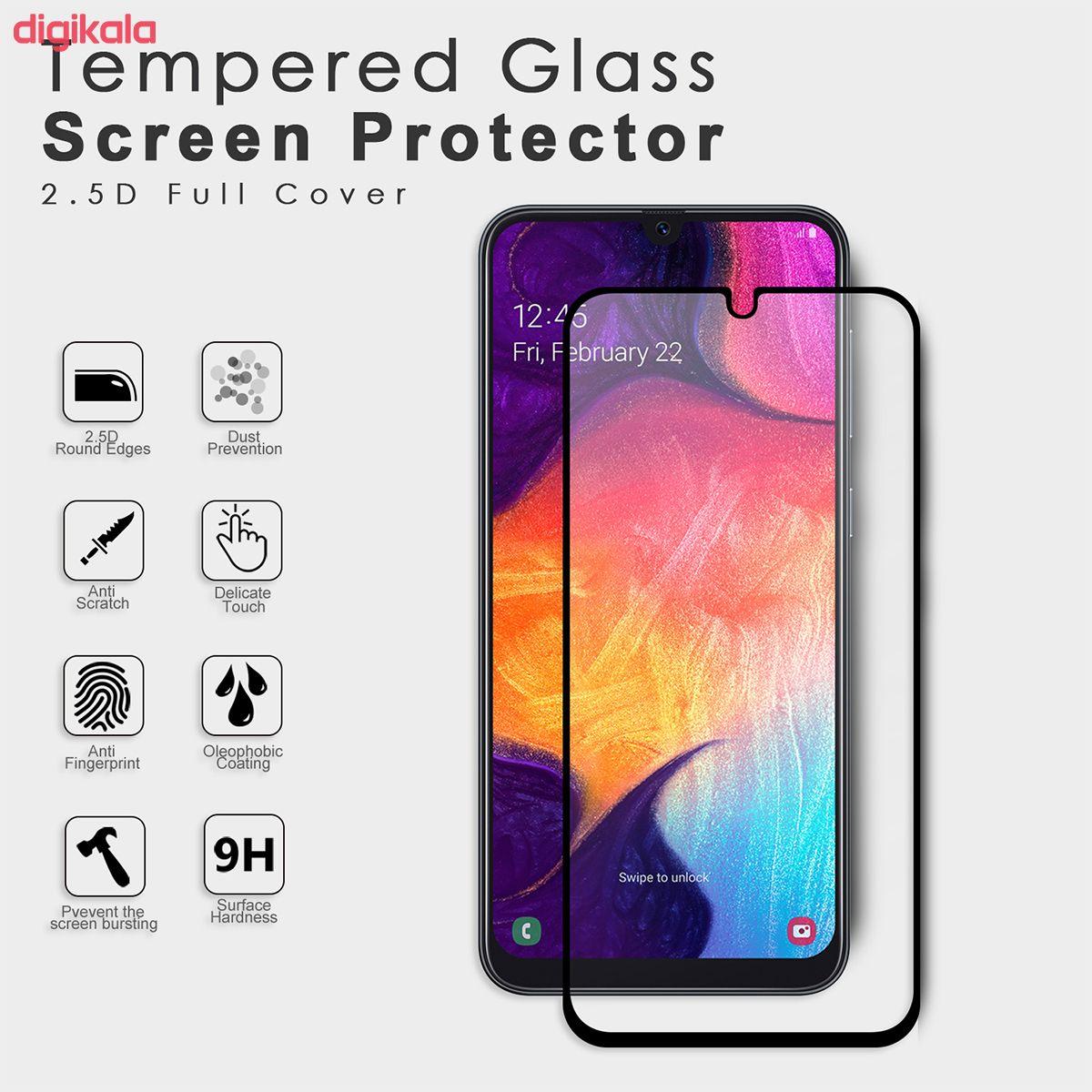 محافظ صفحه نمایش مدل PHSI مناسب برای گوشی موبایل سامسونگ Galaxy A50 main 1 3