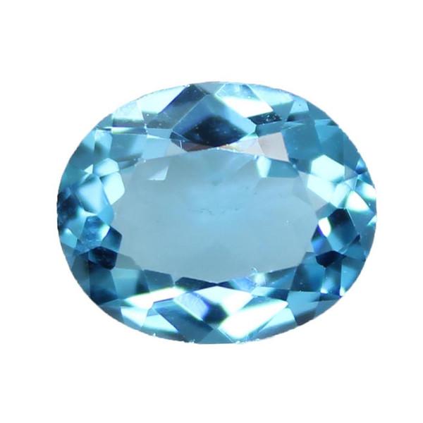 سنگ توپاز آبی کد 3206