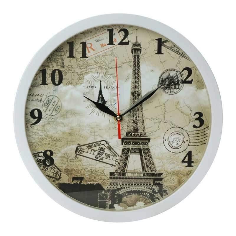 ساعت دیواری مدل ایفل کد 07032
